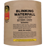 Blinking Waterfall