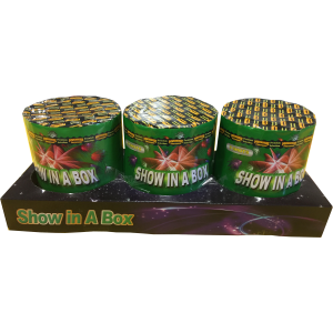 Show-in-a-Box Green